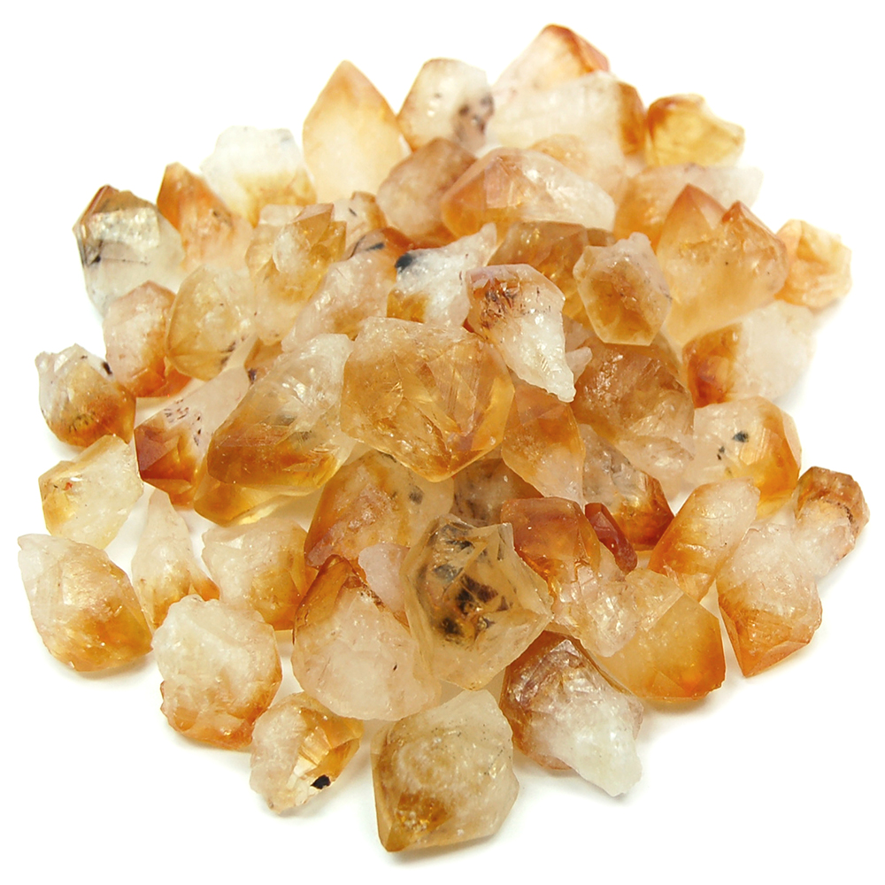 Citrine - Citrine Points (Brazil)