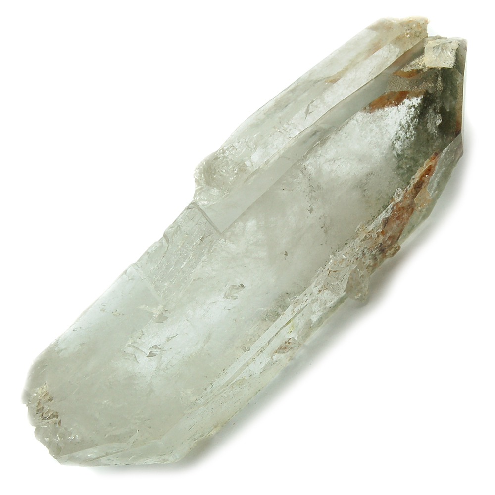 Clear Quartz - Clear Quartz Inclusion Points (Brazil)