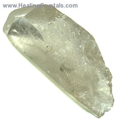 "Clear Quartz - Clear Quartz Points ""B\"" (Brazil)"