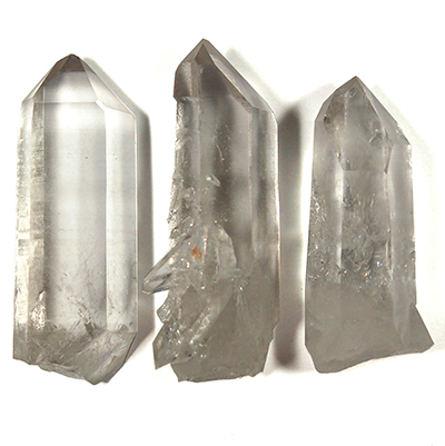 """Clear Quartz Points ""Extra"" (Arkansas, U.S.)\"" photo 3"