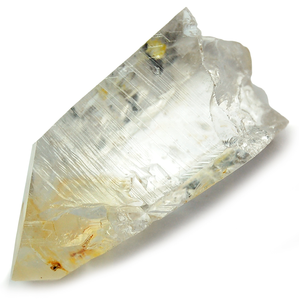 Clear Quartz Golden Healer Points 2 (Brazil)