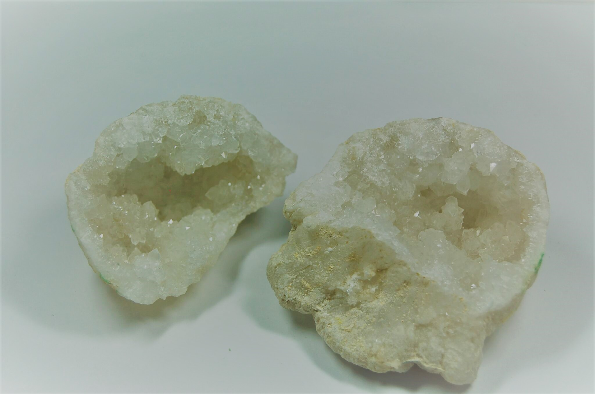 Clear Quartz Natural Geodes (Morocco)