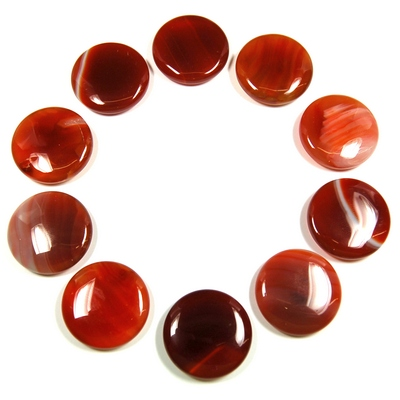 Coin - Carnelian Coins (China)