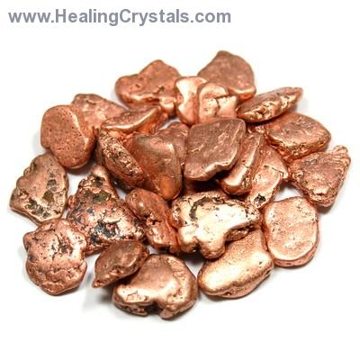 Copper - Copper Chunks (United States)