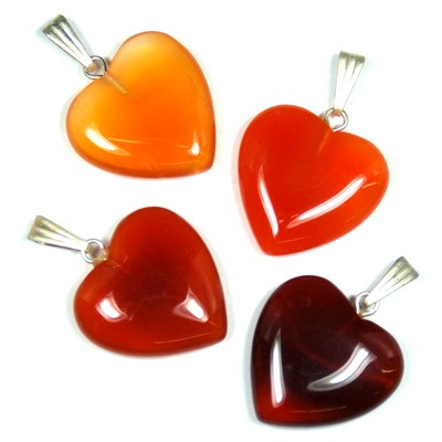 Pendants carnelian heart pendant india carnelian healing crystals pictures represent typical quality mozeypictures Gallery