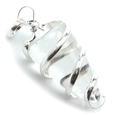 I feel a burning sensation when wearing my clear quartz am i doing i have recently bought a small clear quartz crystal to wear everyday as a healing stone but im having some problems with it i wear it as a necklace and aloadofball Choice Image