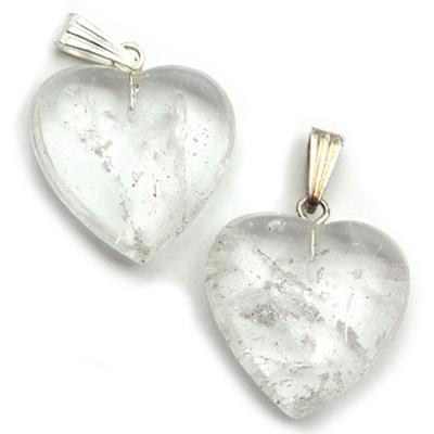 Pendants clear quartz heart pendant china clear quartz pictures represent typical quality aloadofball Choice Image