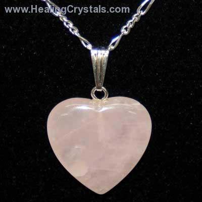 New arrival rose quartz crystal heart pendant current updates new arrival rose quartz crystal heart pendant current updates information about crystals as a healing tool aloadofball Images