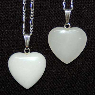 Pendants white jade heart pendant china white jade healing pictures represent typical quality mozeypictures Choice Image