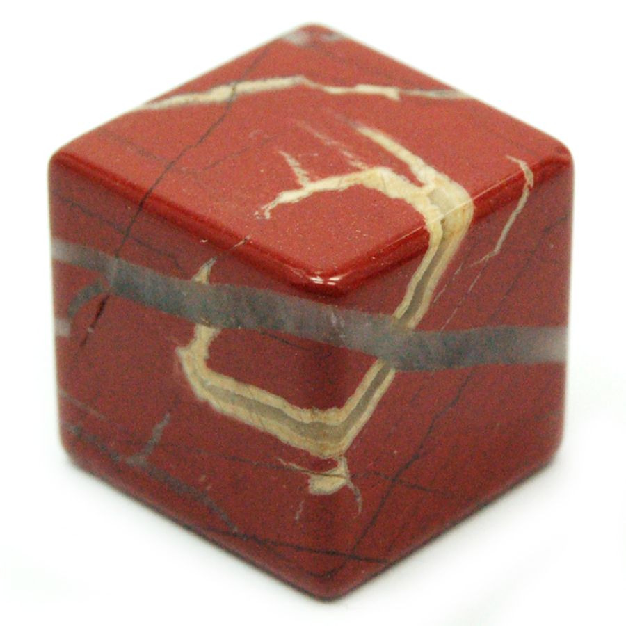 Cube - Brecciated Jasper Cubes (China)