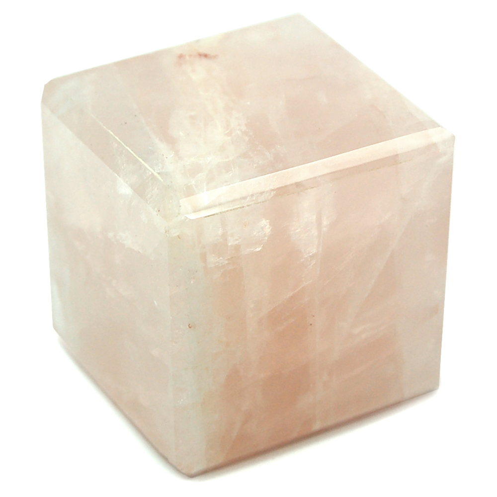 Cube - Rose Quartz Crystal Cubes photo 9
