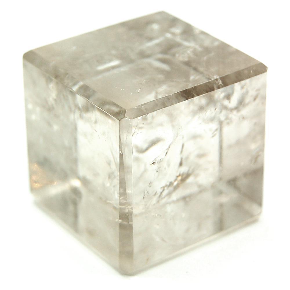 Cube - Smokey Quartz Crystal Cubes photo 2
