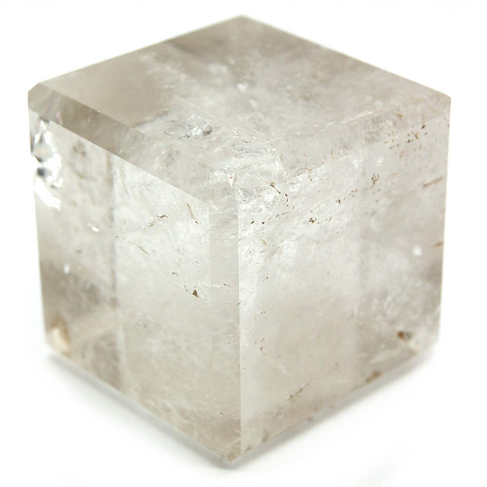 "Cube - Smokey Quartz Cubes ""Light"" ""B"" (Brazil)"