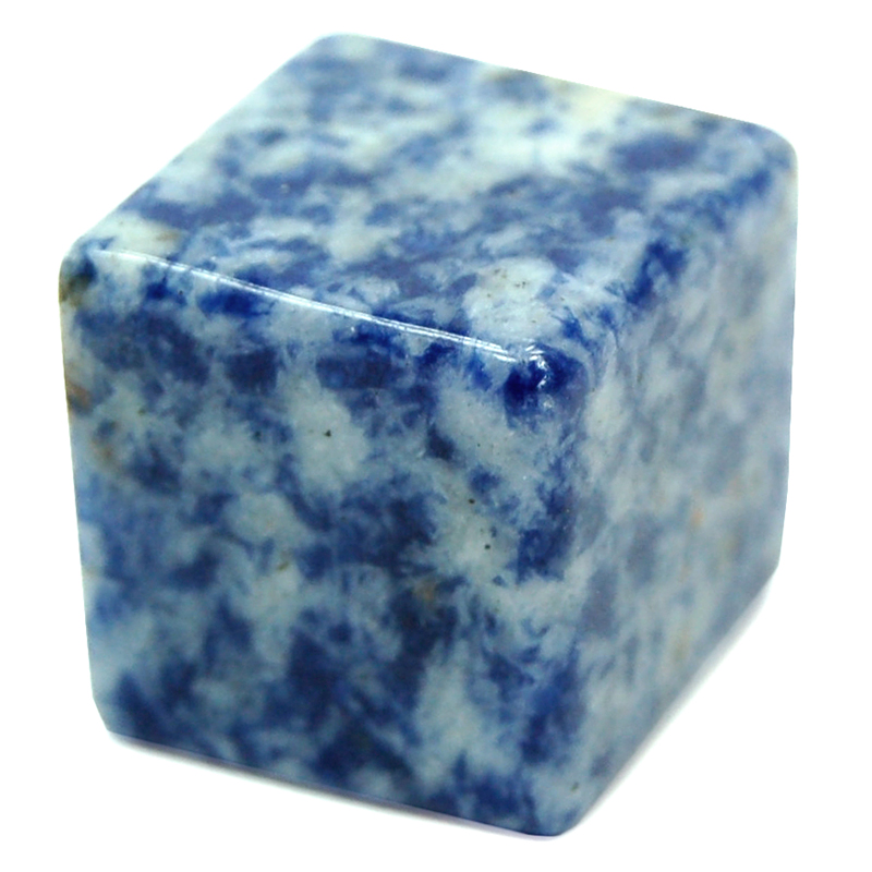 Discontinued - Sodalite Cubes (China)