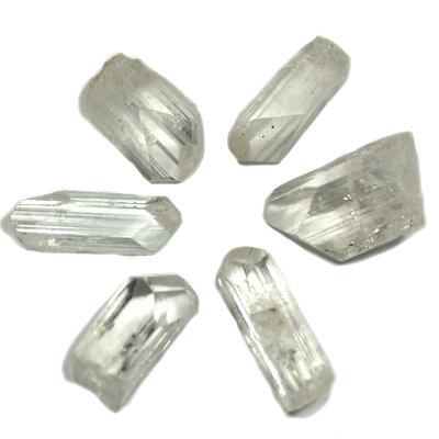 "Danburite - Danburite Crystal Points ""Extra\"" (Mexico)"