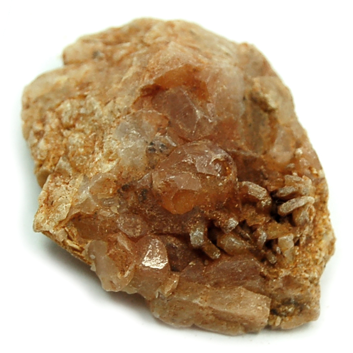Discontinued - Hessonite Garnet in Matrix (Pakistan)