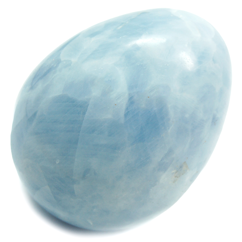Discontinued - Celestite Eggs (Madagascar)