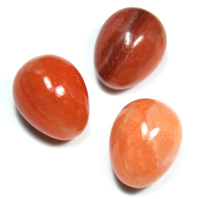 Egg - Orange Aventurine Eggs