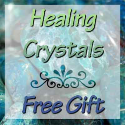 FREE GIFT from Healing Crystals - Tumbled Rose Quartz