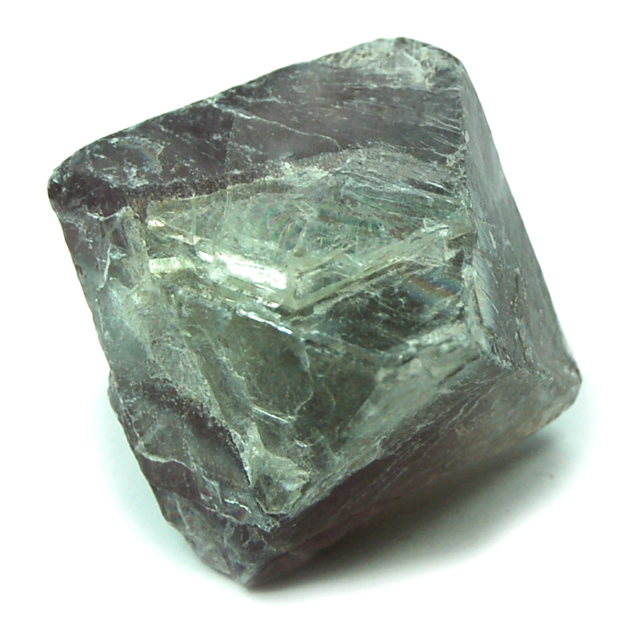 Fluorite - Fluorite Natural Octahedron Crystals (China)