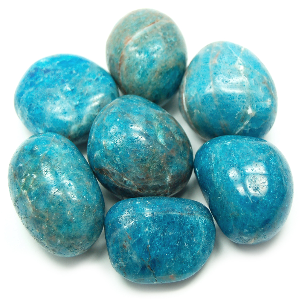 Discontinued - Blue Apatite Gallets (Madagascar)