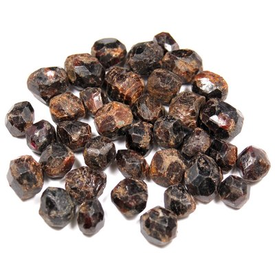 Natural Garnet Nuggets