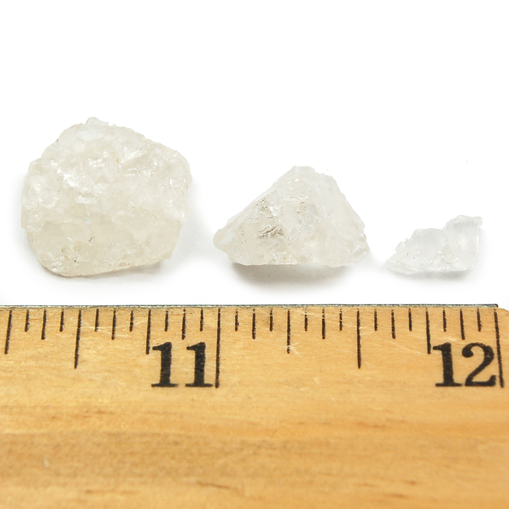 Discontinued - Goshenite Crystal Chips (Brazil)