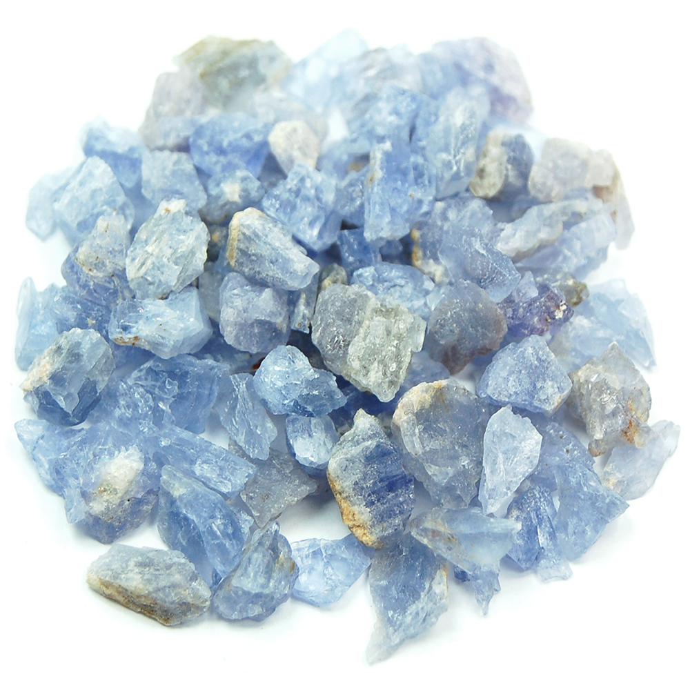 Discontinued - Blue Hackmanite Chips/Chunks (Pakistan)