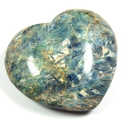 Hearts - Blue Kyanite Heart photo 3