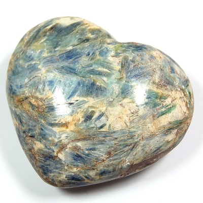 Hearts - Blue Kyanite Heart photo 4
