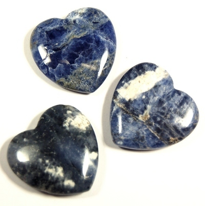 Hearts - Sodalite Heart photo 5