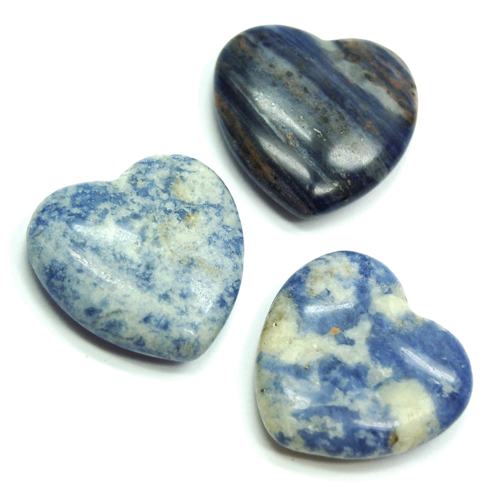 Hearts - Sodalite Heart photo 3