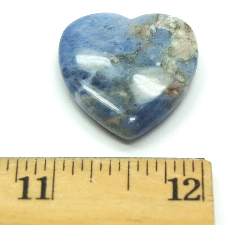 Hearts - Sodalite Heart photo 4