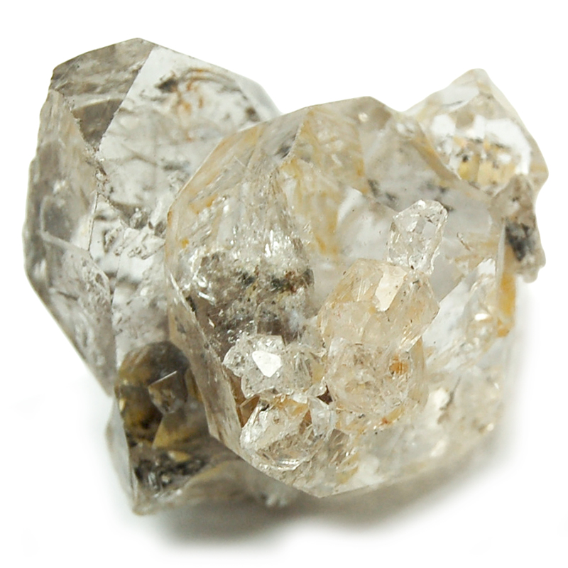 "Herkimer Diamonds - Twins & Clusters ""A"" (New York)"