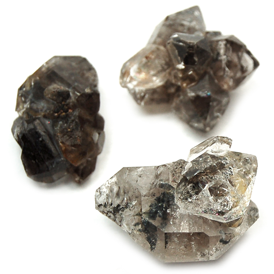B Grade Herkimer Twins and Clusters