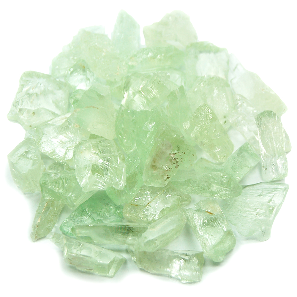 "Hiddenite - Hiddenite Chips ""Extra"" (Brazil)"