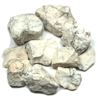 Howlite - Howlite Chunks (China)