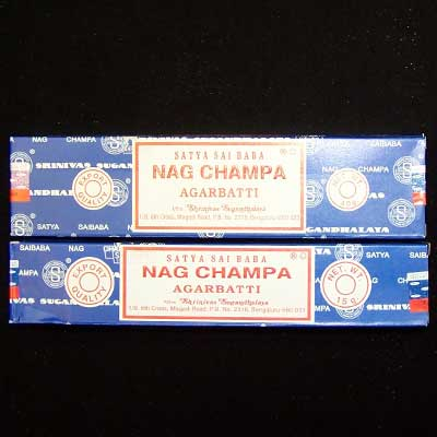 Incense - Nag Champa Incense Sticks