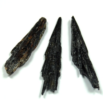 Kyanite - Black Kyanite photo 2