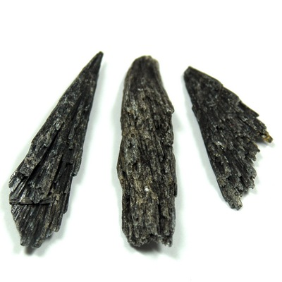 Black Kyanite Blades