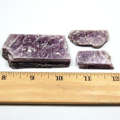 "Lepidolite ""Extra"" Grade (Mica w/Lithium) photo 6"