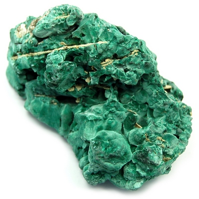 "Discontinued - Malachite ""Fibrous\"" Clusters (China)"