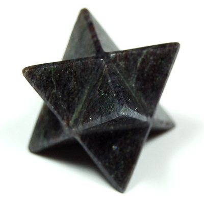 Merkaba - Blue Aventurine Merkaba Crystal Star photo 5