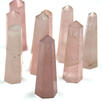 Towers - Rose Quartz Mini-Tower (India)