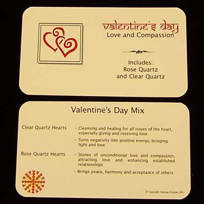 Mix - Valentine\'s Day Mix - 2 Piece Set w/Pouch