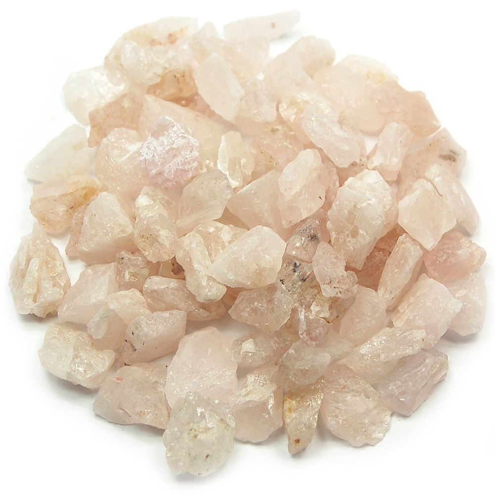Natural Morganite Chips