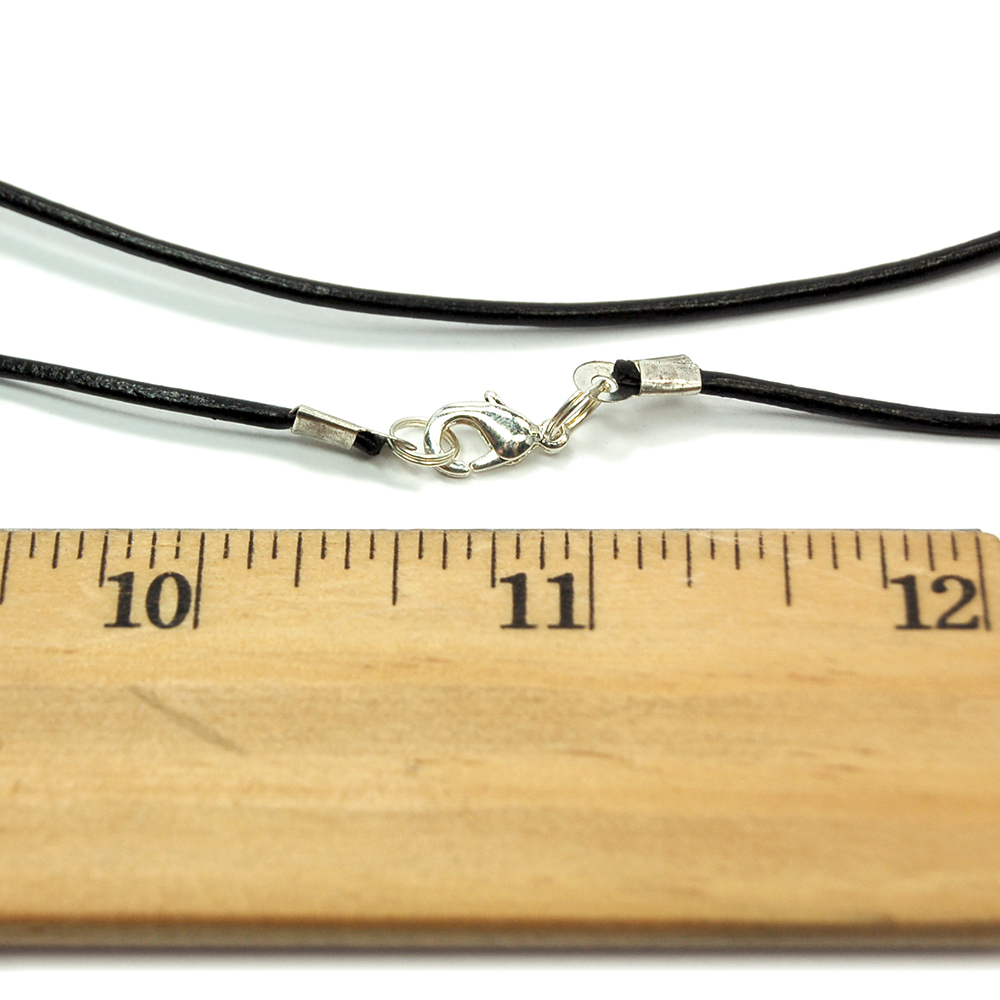 Necklace - Leather Cord photo 4