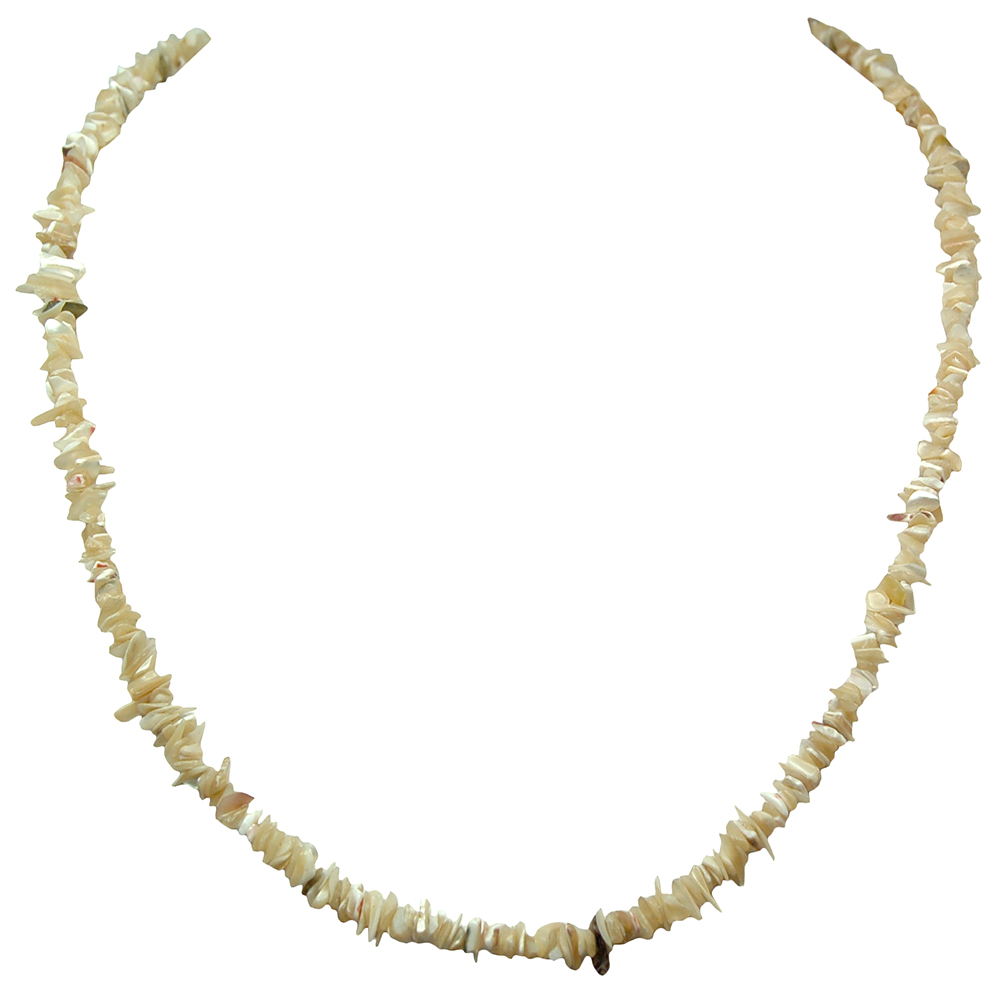 Necklaces - Mother of Pearl Chips Necklace (India)