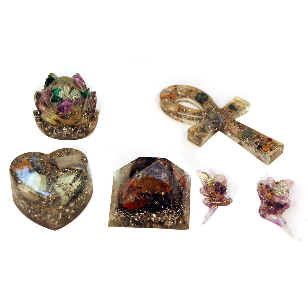 Orgonite Jewelry - by Sea Dreams Orgone