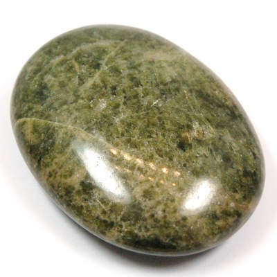 Palm Stones - Vesuvianite Palm Stone (India)